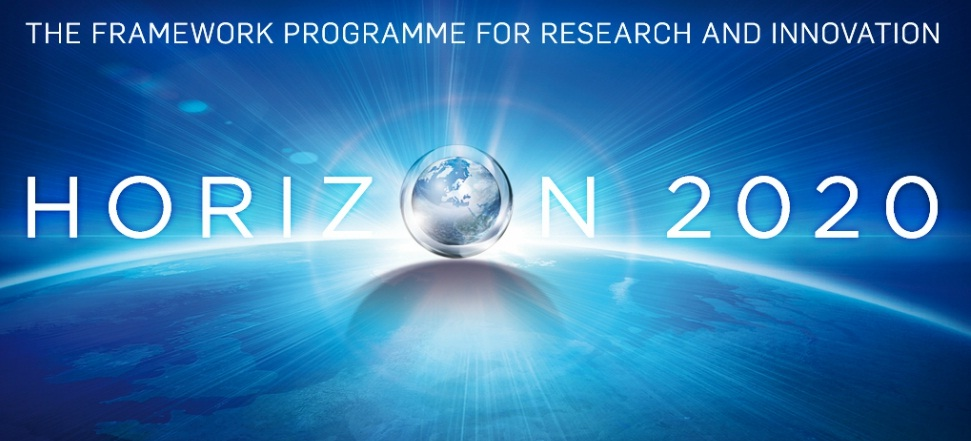 Image result for horizon 2020 funding logo